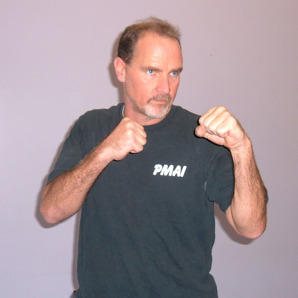 Guro Jim Clinton - Philippine Martial Arts Institute