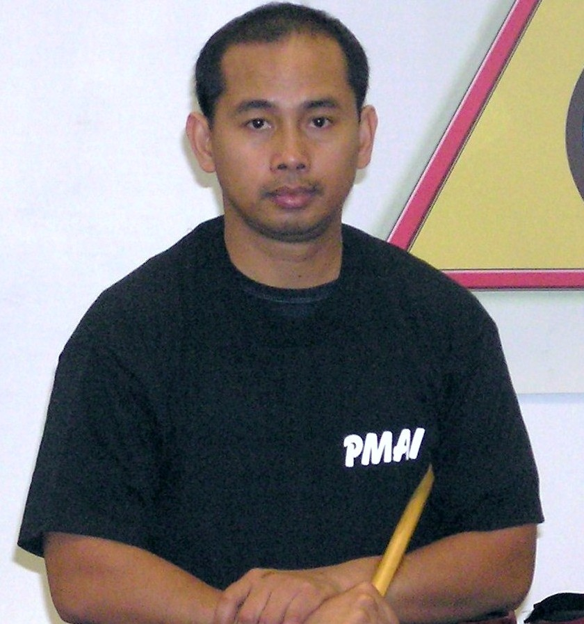 Miguel Llorada Philippine Martial Arts Institute
